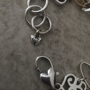 Brighton Jewelry - Brighton GENEVA RINGS bracelet & earrings